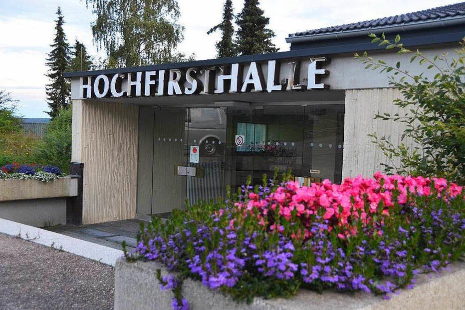 Hochfirsthalle Kappel - Lenzkirch