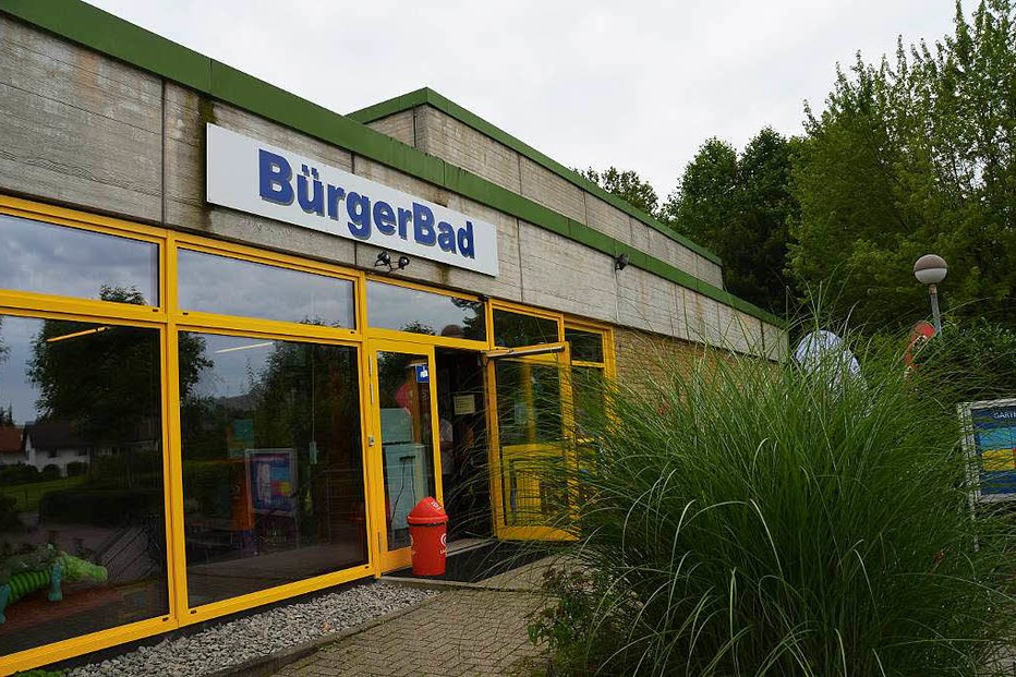 B�rgerbad - Merzhausen