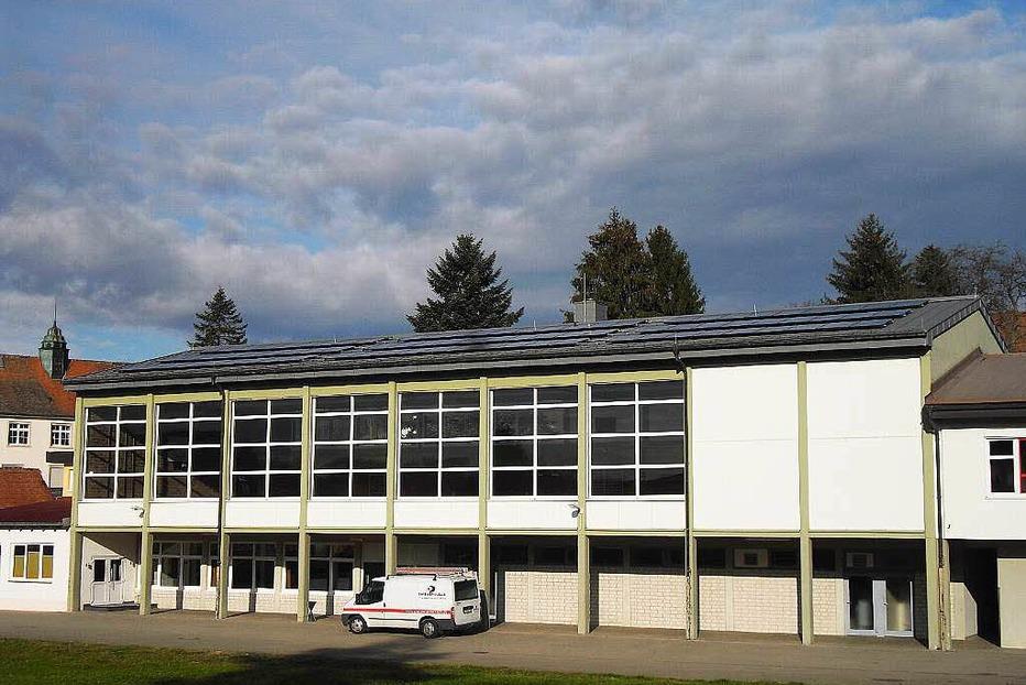 Steinberghalle Prechtal - Elzach