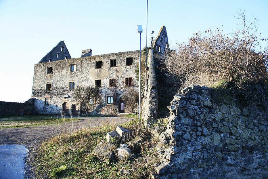 Schlossruine Burkheim - Vogtsburg