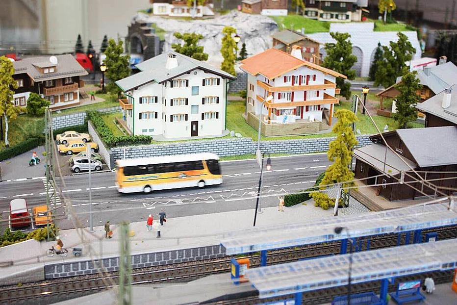 Märklin World - Titisee-Neustadt