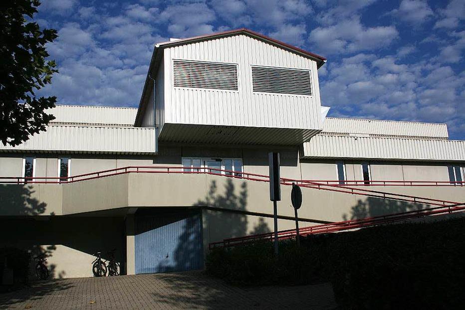 Adam-Treiber-Sporthalle - Bötzingen