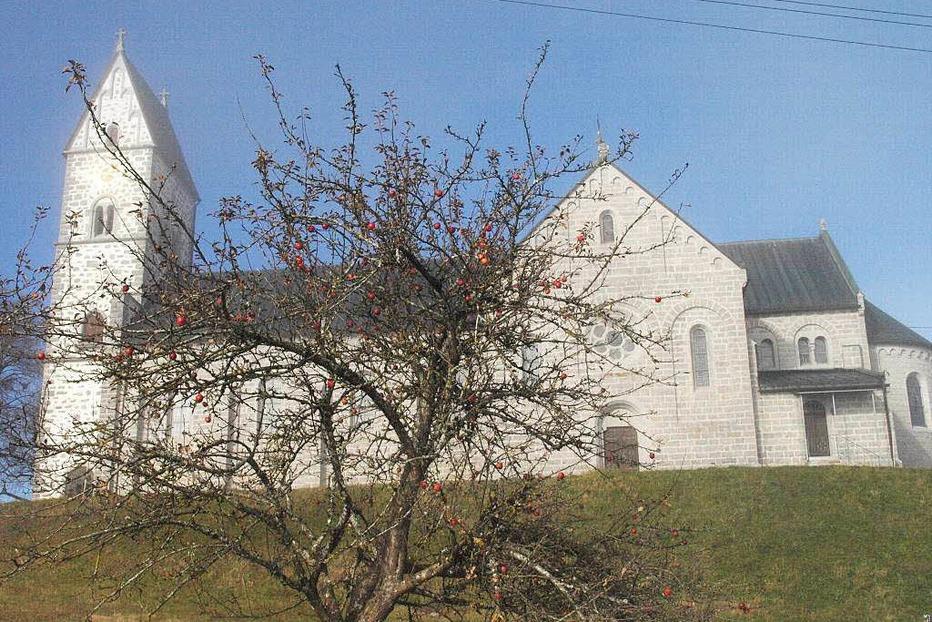 Pfarrkirche Hierbach - Dachsberg