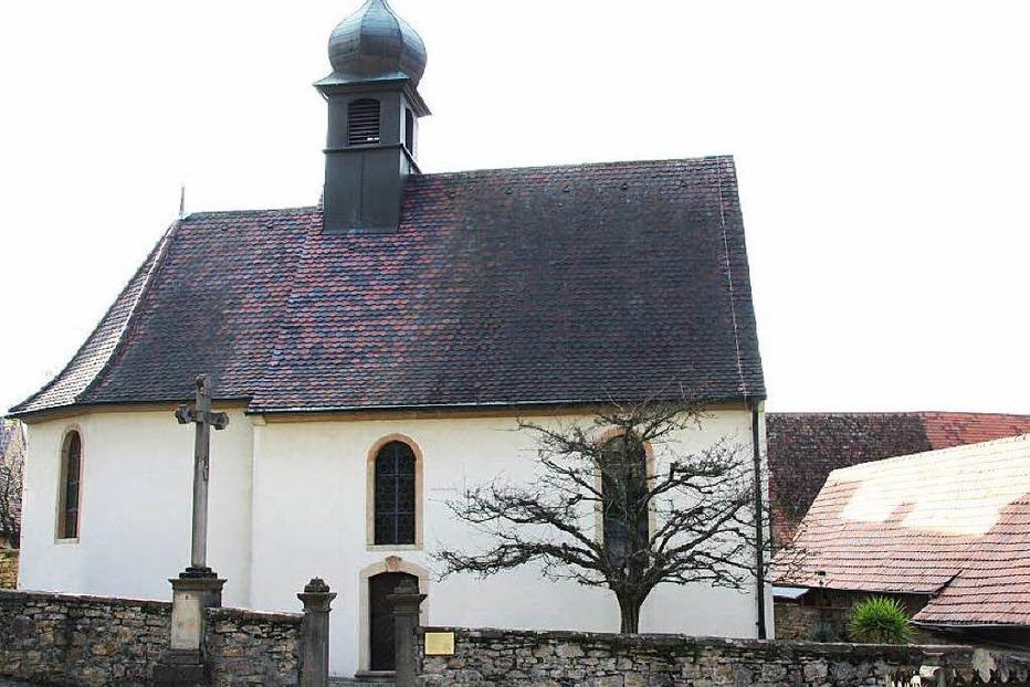 Öhlinsweilerkapelle - Pfaffenweiler