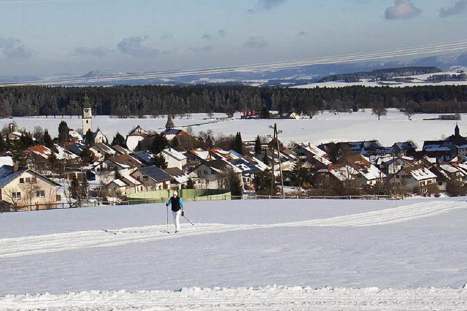 Loipenzentrum Rothauser Land - Grafenhausen