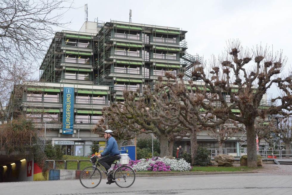 Rathaus - Rheinfelden