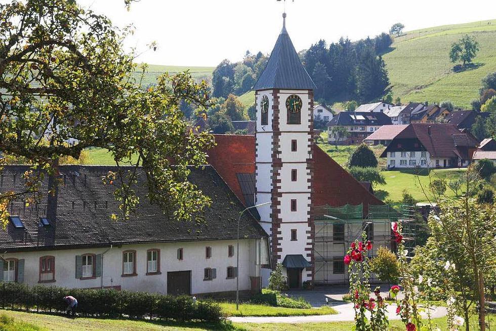 Ev. Kirche Gersbach - Schopfheim