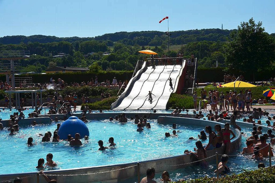 Parkschwimmbad - L�rrach