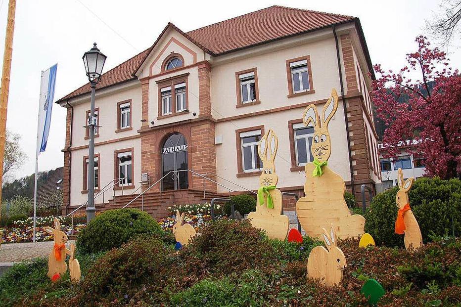 Rathaus - Glottertal