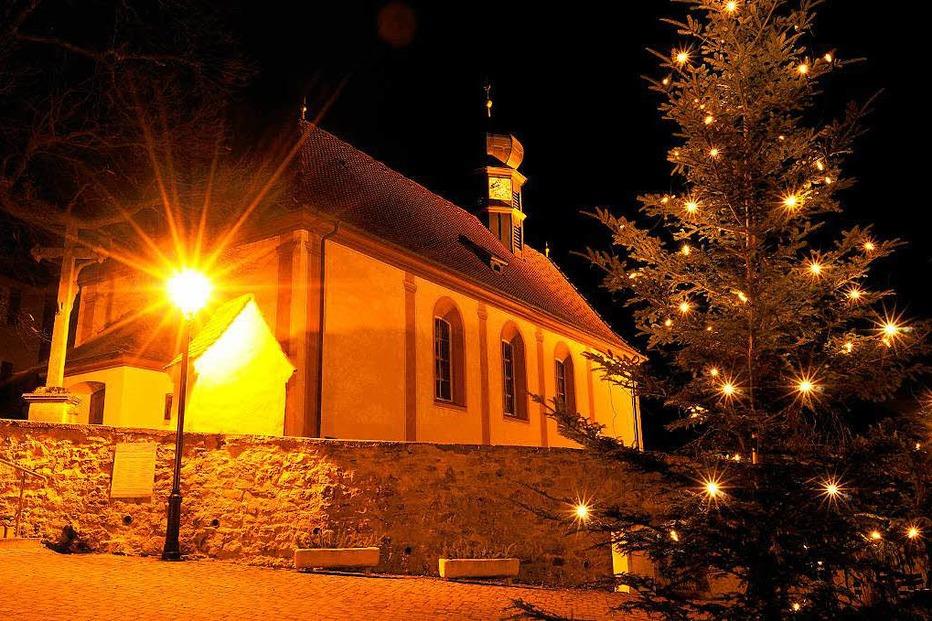 Kirche Mariä Himmelfahrt - Wittnau