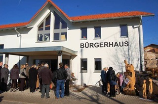 B�rgerhaus Rotzel