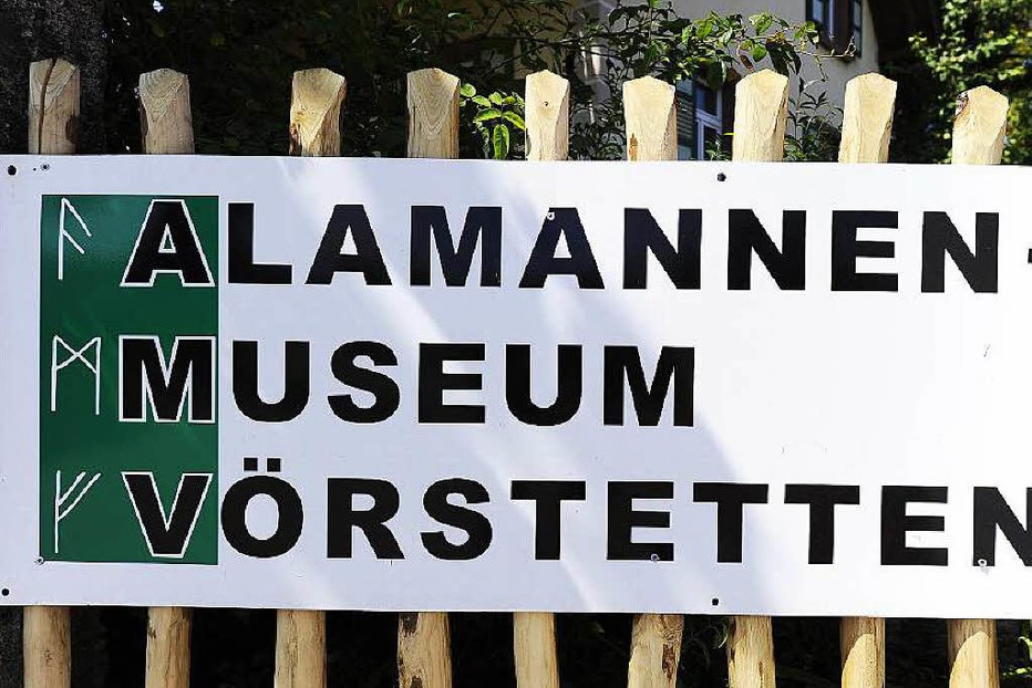 Alamannen-Museum - Vörstetten