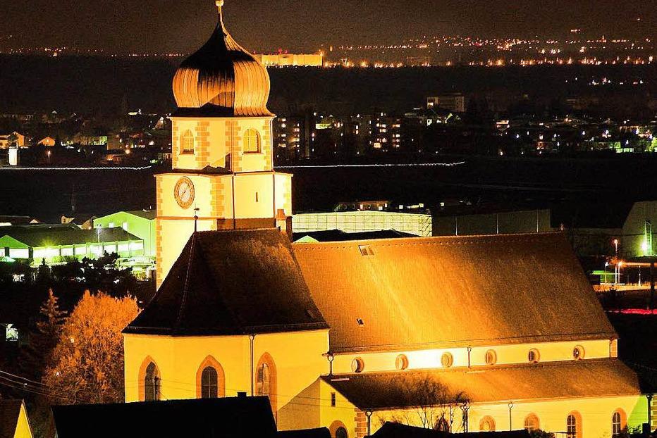 Wallfahrtskirche Mariä Himmelfahrt Kirchhofen - Ehrenkirchen