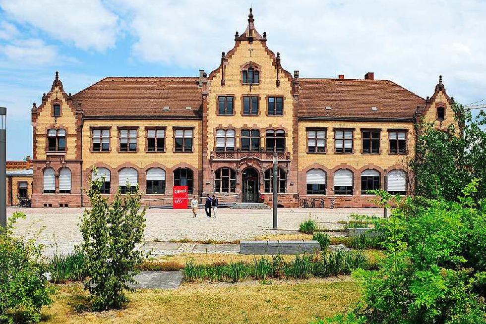 Zollhalle am Güterbahnhof - Freiburg