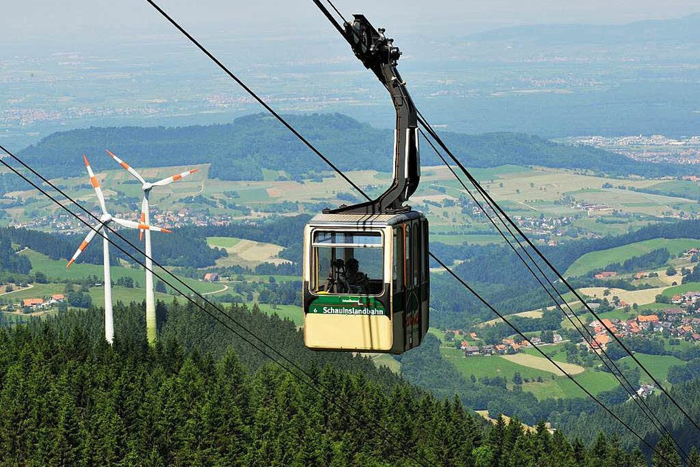 Schauinsland - Freiburg