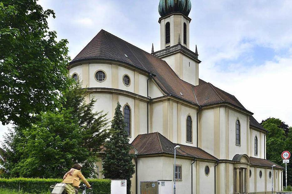 Maria-Hilf-Kirche - Freiburg