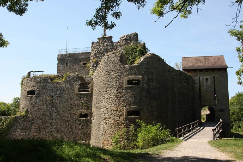 K�ssaburg - K�ssaberg