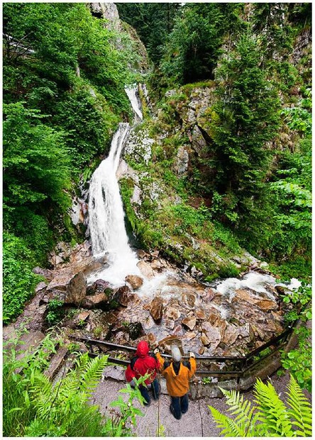 Allerheiligen Wasserfälle - Oppenau