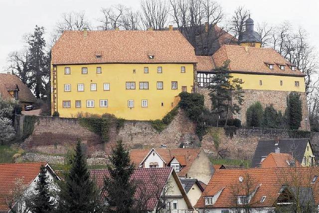 Schloss Mahlberg