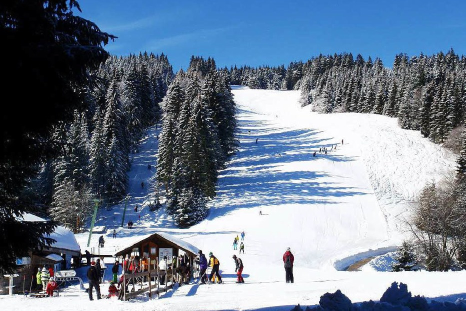 Skilift Rohrhardsberg - Schonach