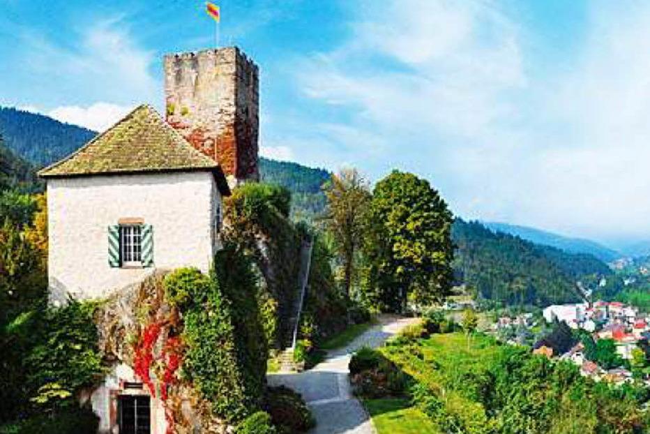 Schloss Hornberg - Hornberg