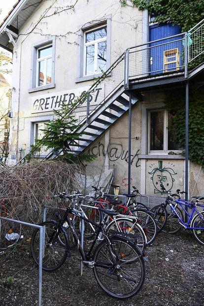 Grethergelände - Freiburg
