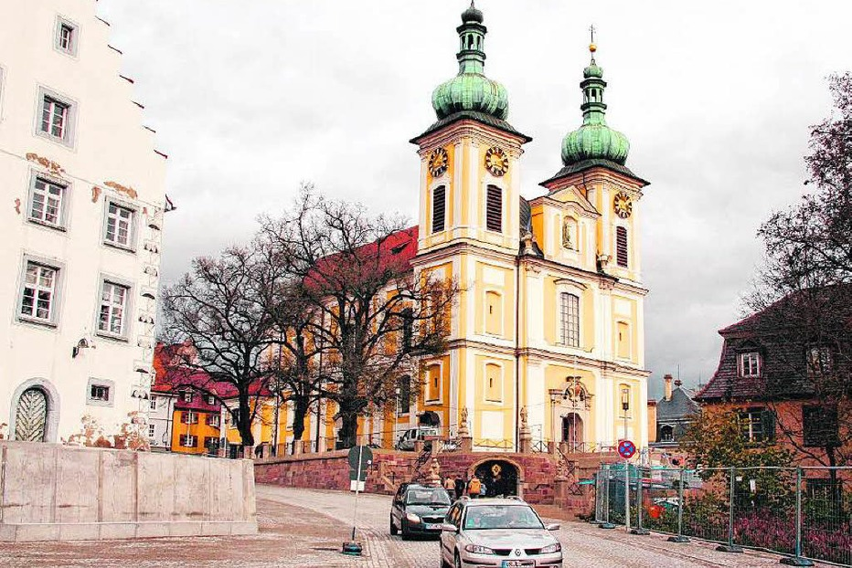 Stadtkirche St. Johann - Donaueschingen