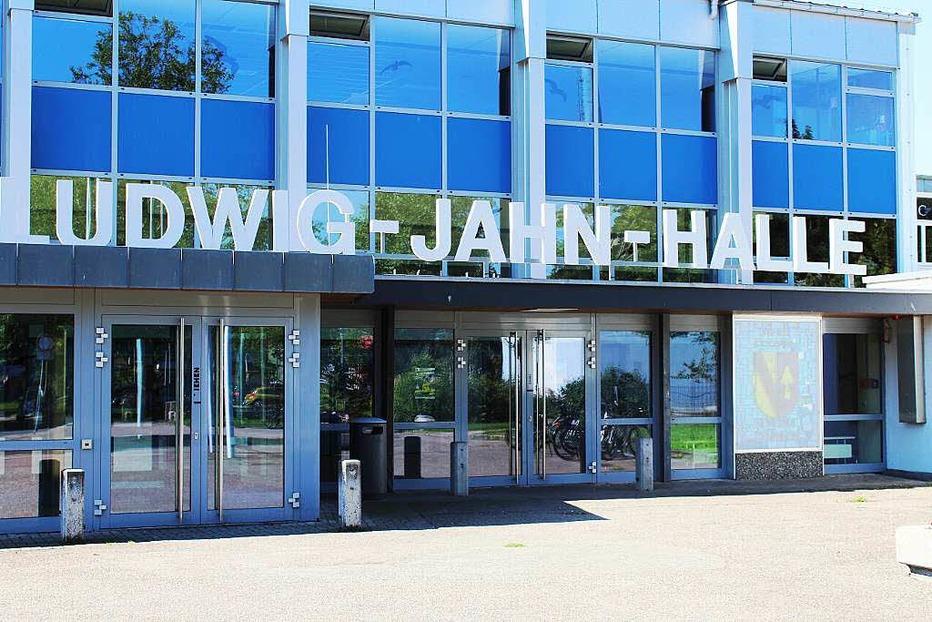 Ludwig-Jahn-Halle - Teningen