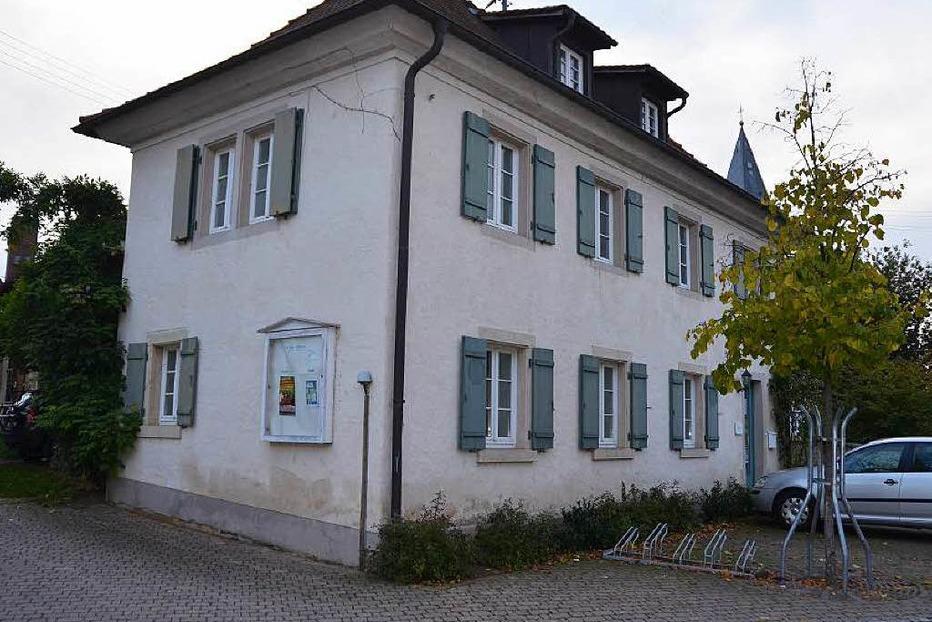 Altes Rathaus - Bollschweil