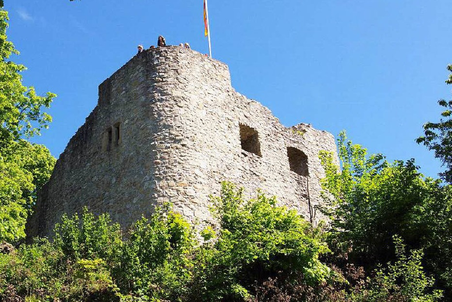 Burg Neuenfels - M�llheim