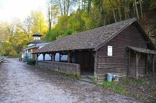 Grillschopf Erdmannshöhle