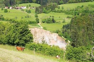 Steinbruch Lütschenbach