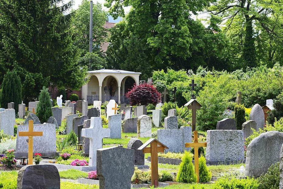 Hauptfriedhof - Freiburg