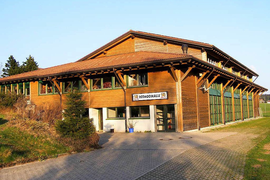 Rotmooshalle - Herrischried