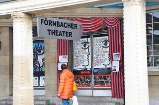 Förnbacher Theater im Badischen Bahnhof