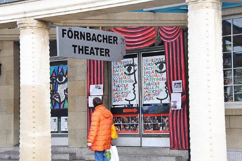Förnbacher Theater im Badischen Bahnhof - Basel