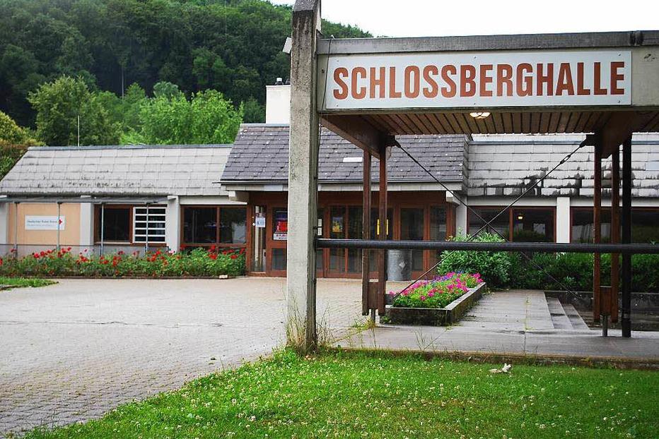 Schlossberghalle Haagen - Lörrach