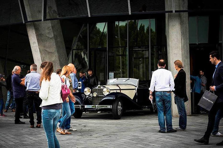 Mercedes-Benz-Museum - Stuttgart