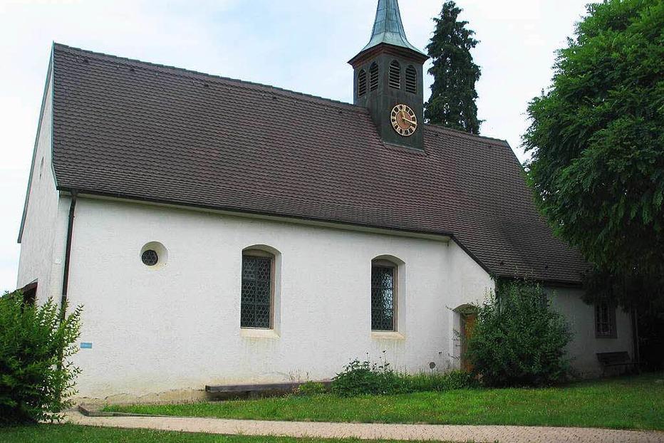 Kirche St. Nikolaus Mauchen - Schliengen