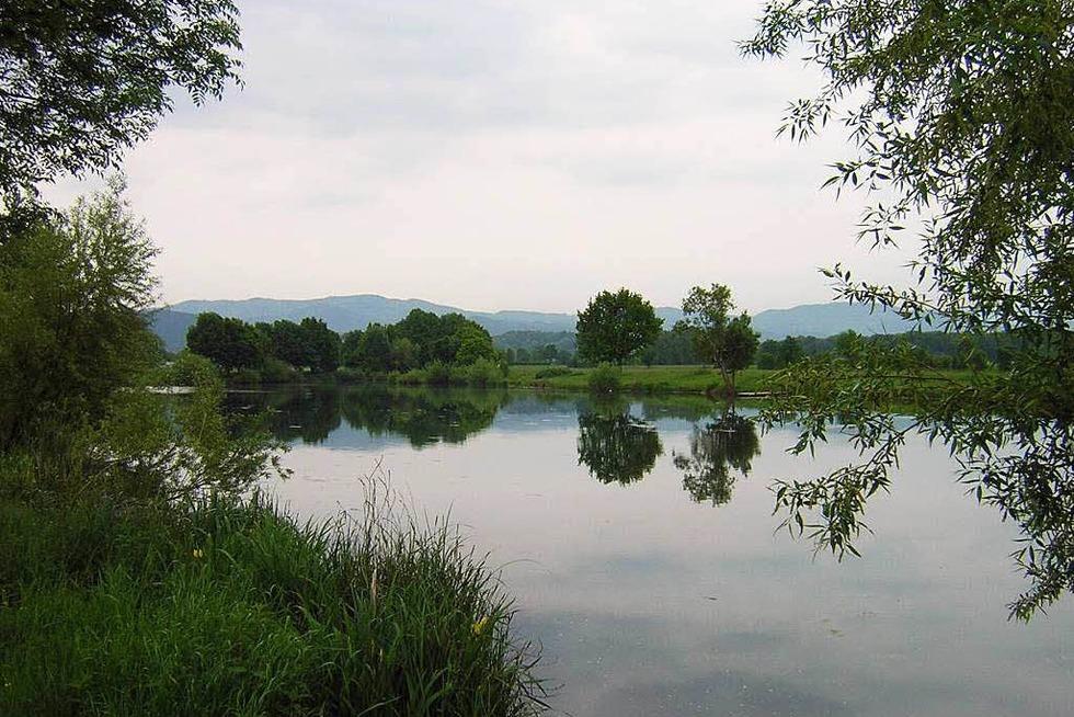 Kollmarsreuter Baggersee - Emmendingen