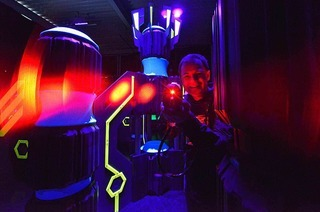 Laser Space