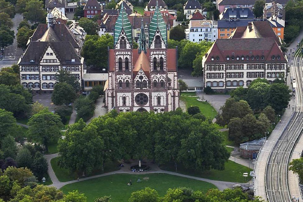 Stühlinger Kirchplatz - Freiburg
