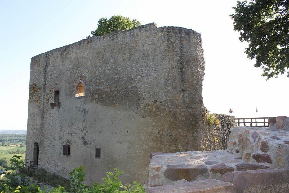 Burg Lichteneck Hecklingen - Kenzingen