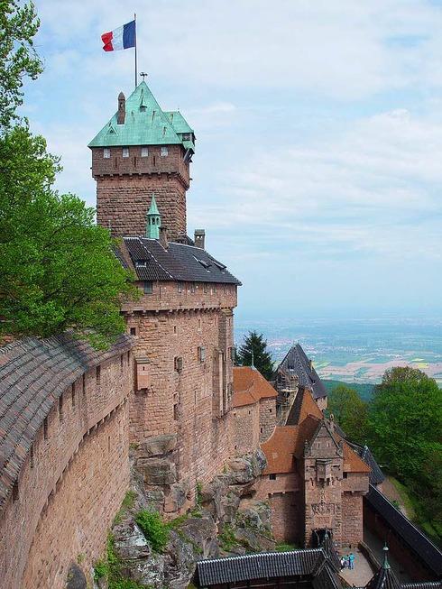 Hohkönigsburg - Orschwiller