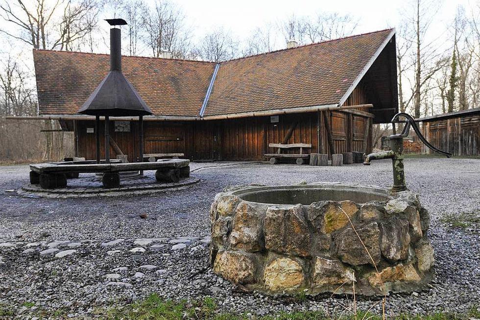 Opfinger Hütte - Freiburg