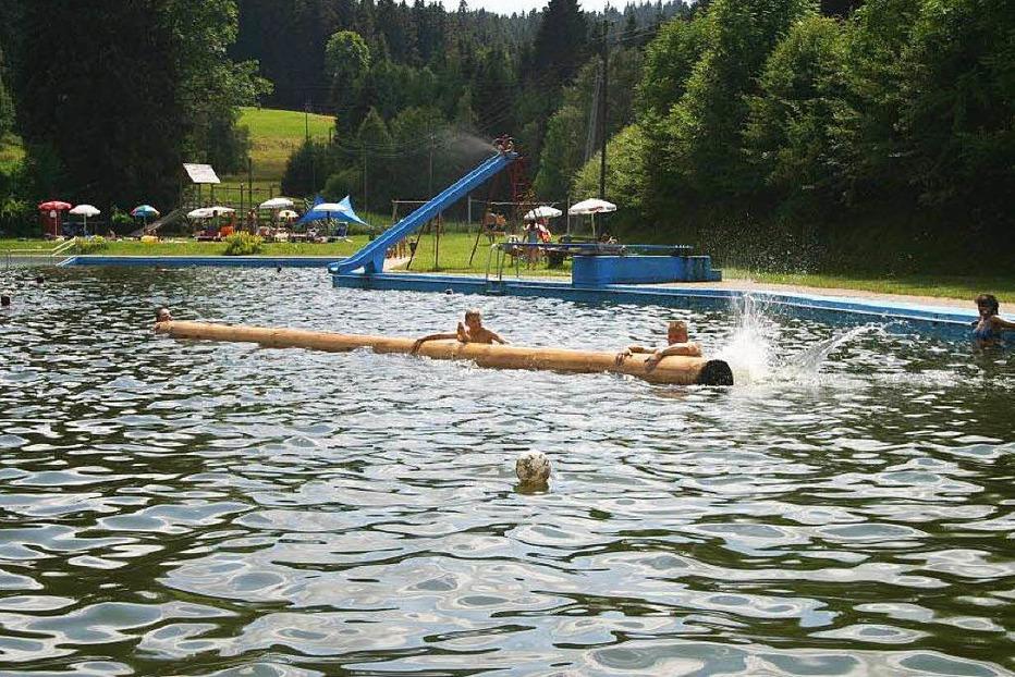 Naturschwimmbad Schonach - Schonach