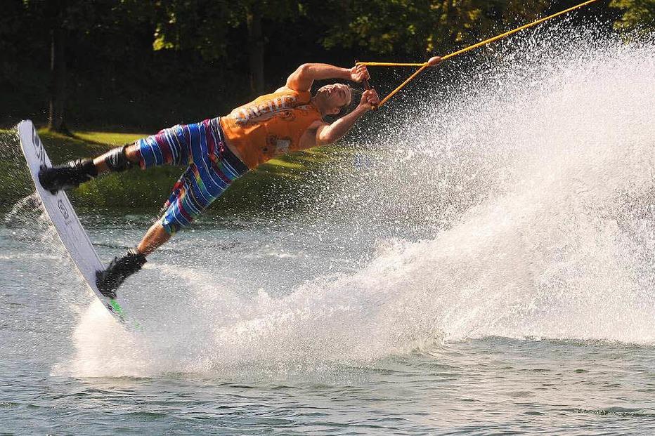 Wasserskilift Freiburg am Tunisee - Freiburg