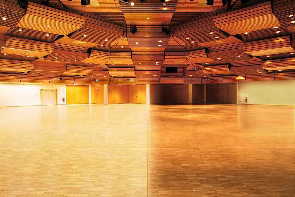 Stadthalle - Schopfheim