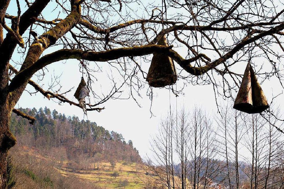 Kunstweg am Reichenbach - Gernsbach