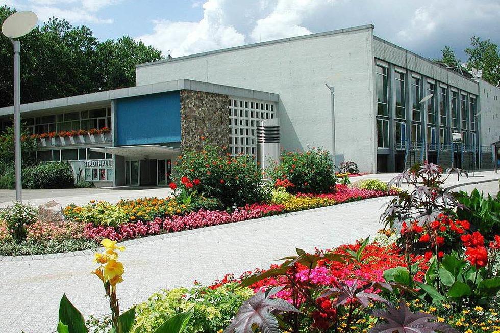 Stadthalle - Kehl
